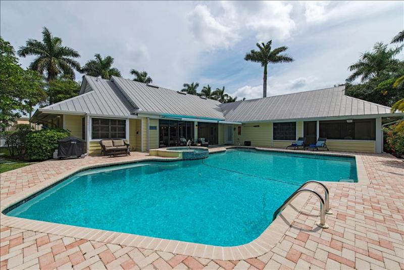 LUXURY RENTALS ~ MANATEE COVE BEACH HOUSE - Image 1 - Naples - rentals