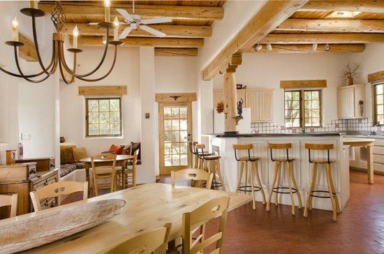Dining/Kitchen/Nook - Casa Bonita - Santa Fe - rentals