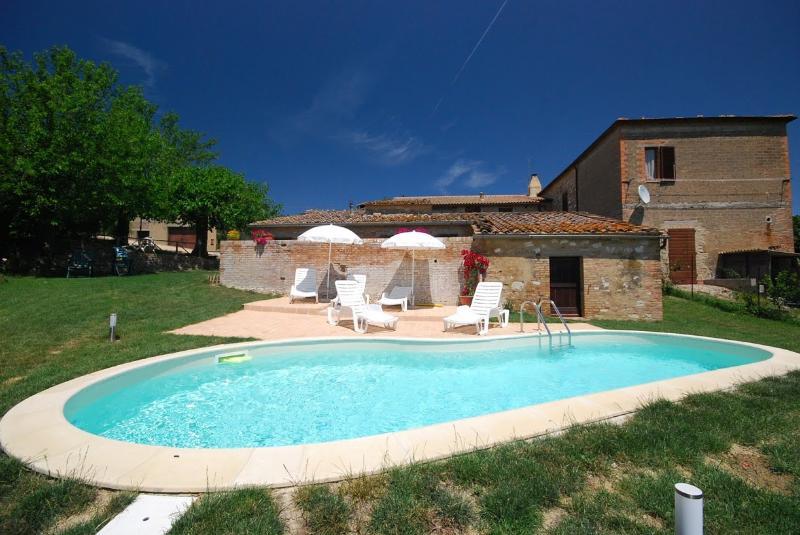 the villa - Podere Olivetto 2 - Ali Sabieh Region - rentals