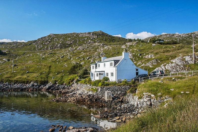 Tigh Na Mara Cottages - Tigh Na Mara, Main House - Isle of Harris - rentals