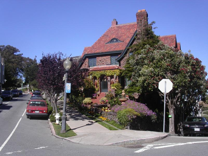 Upper Terrace Cottage ~ RA350 - Image 1 - San Francisco - rentals