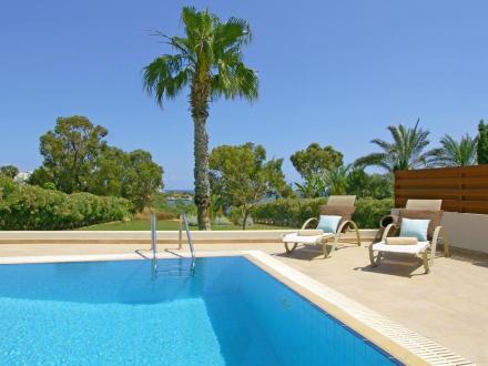 5 bedroom Villa in Paralimni, Protaras, Cyprus : ref 2096804 - Image 1 - Famagusta - rentals