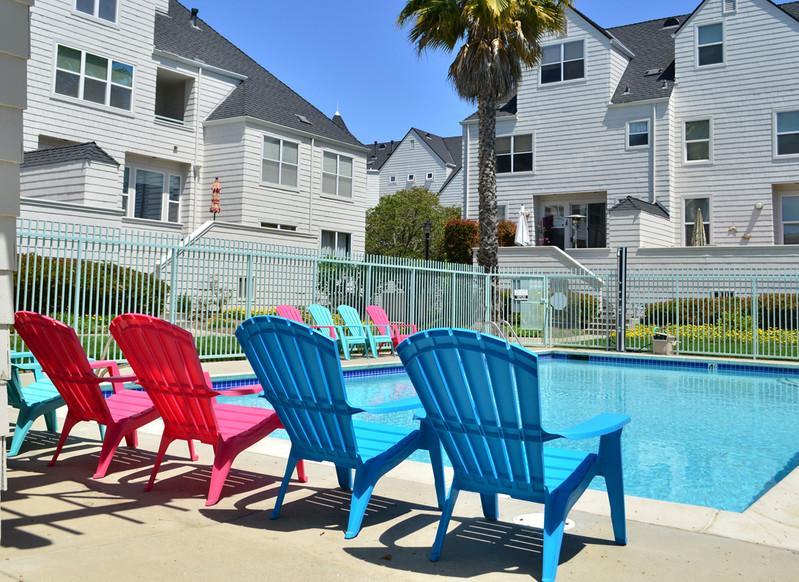 Cowell's Beach Condo - Cowell's Beach Condo - Santa Cruz - rentals