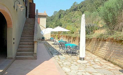 Casa Gladiolo F - Image 1 - Riparbella - rentals