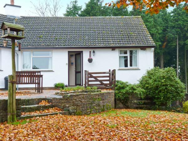 STAGSHOLT LODGE, cosy annexe, romantic retreat, walks from door, in Washfield, Tiverton, Ref 18132 - Image 1 - Tiverton - rentals