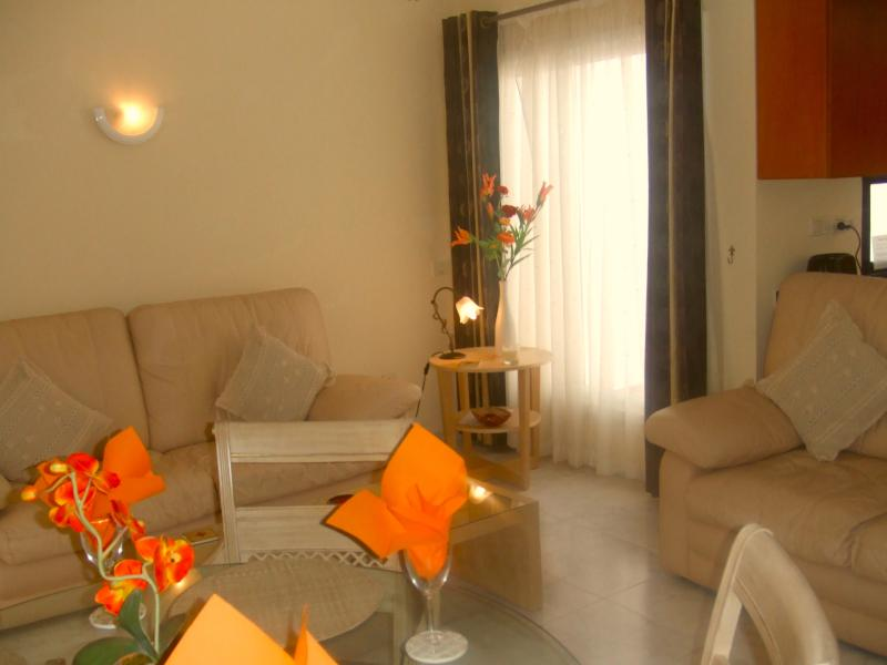 View of lounge - The Palms - Golf del Sur - rentals