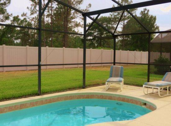 Beautiful 5 Bedroom 3 Bathroom Villa Located In Westridge. 916CC - Image 1 - Orlando - rentals