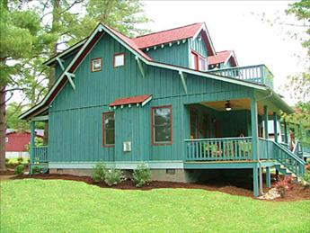 Property 93980 - Nice House in Flat Rock (Lilac 93980) - Flat Rock - rentals