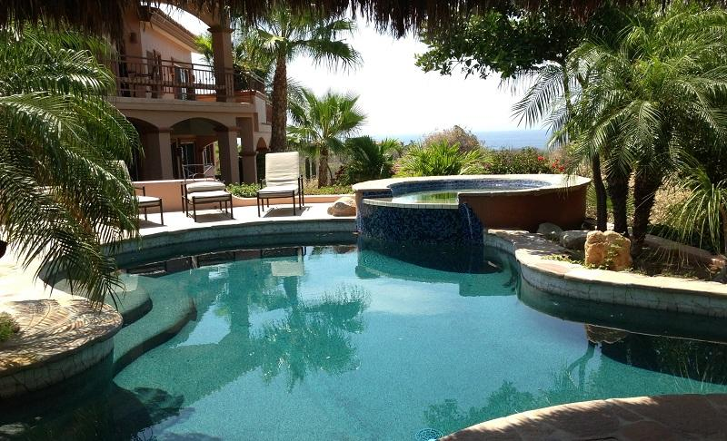 Relax, your on vacation! - 5 BEDROOM PRIVATE VILLA ON A HUGE BEAUTIFUL PROPERY! - Cabo San Lucas - rentals