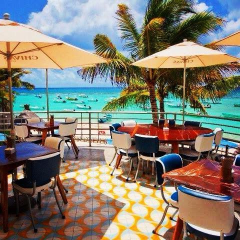 Canibal Royal Beach Club One Block from Condo Alizee - Lovely Condo One Block from Coco Beach - Playa del Carmen - rentals