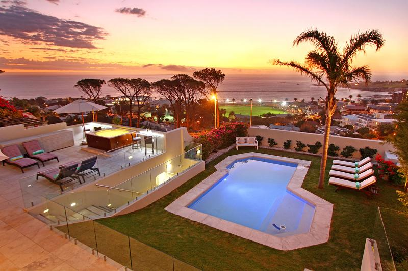 5 Star Luxury Villa,Sea views,Camps Bay,Cape Town - Image 1 - Cape Town - rentals