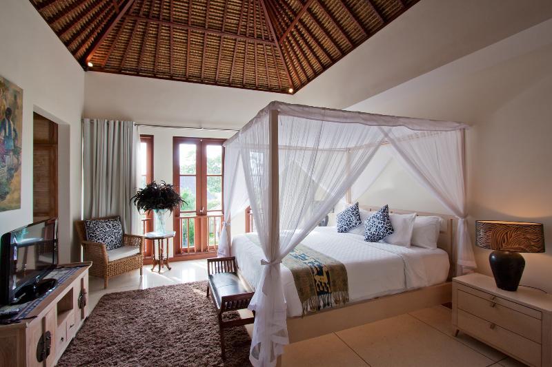 Master Bedroom - Villa Sam - Seminyak - rentals