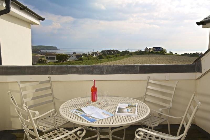 Ocean View Web Versions 10 - Oceanview Apartment - Thurlestone - rentals