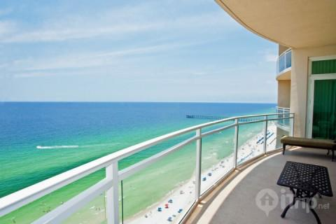Elegant Beachside Penthouse with Amazing View at Aqua - Image 1 - Panama City Beach - rentals