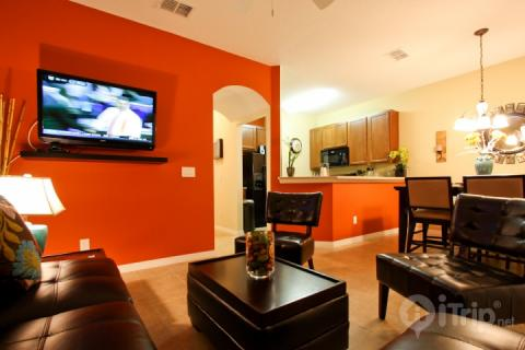 Stunning 2 Story Townhouse at Bella Vida Resort - Image 1 - Kissimmee - rentals