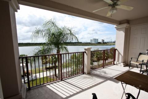 Awesome lake view - 4840 Harbor Square - Orlando - rentals