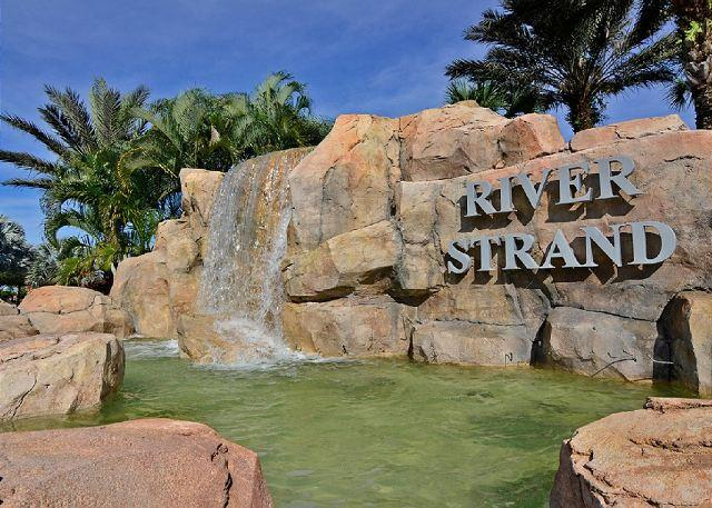 River Strand Gated Entrance - Panoramic Golf Course View One Month Minimum - Bradenton - rentals