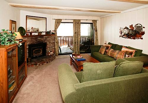 House in Mammoth Lakes (Summit #017) - Image 1 - Mammoth Lakes - rentals