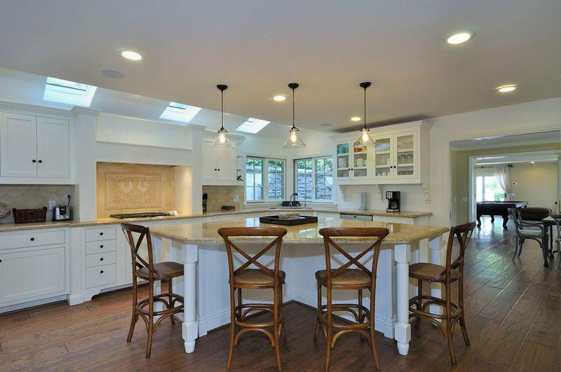 Gourmet Kitchen - Channel Drive - Santa Barbara - rentals