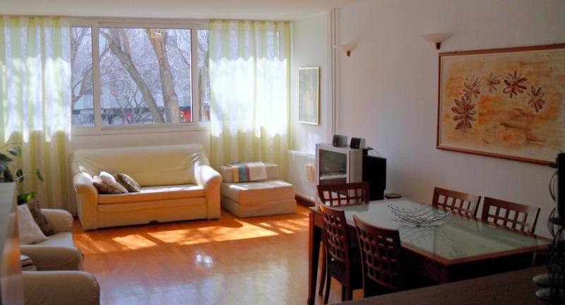 Living room area - Apartment Skocic *** - Split - rentals
