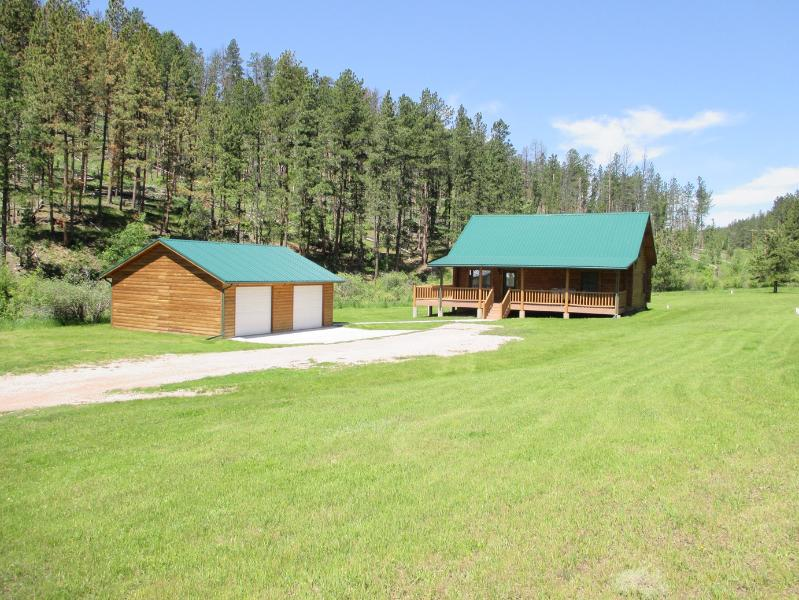 Newton Creek Cabin - Image 1 - Hill City - rentals