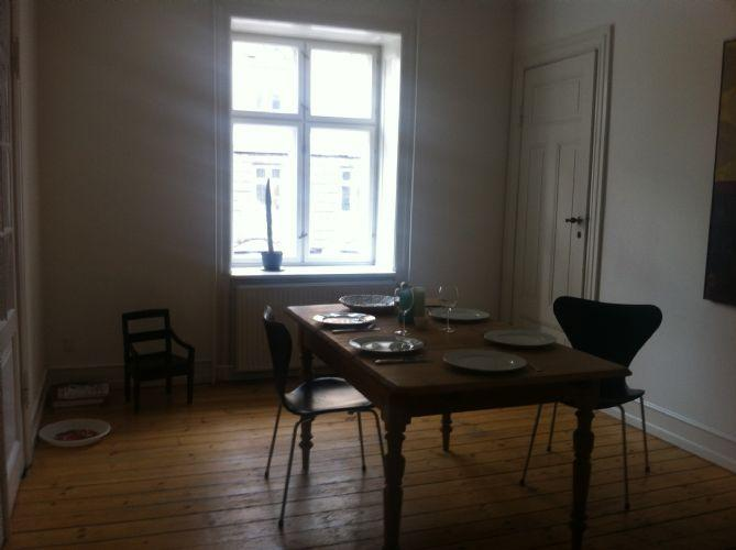 Kronprinsessegade Apartment - Nice Copenhagen apartment in quiet neighborhood - Copenhagen - rentals