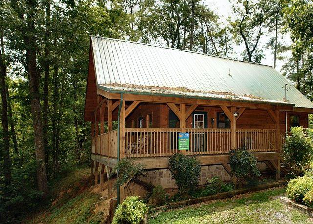 Beneath The Stars - Semi-Private 2 bedroom pet friendly cabin,6 miles to downtown Pigeon Forge TN - Sevierville - rentals
