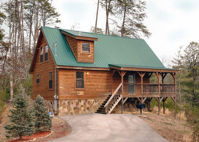 You have arrived! - Birds Creek Cabin, Just a Few Minutes Away from Dollywood and Pigeon Forge - Sevierville - rentals