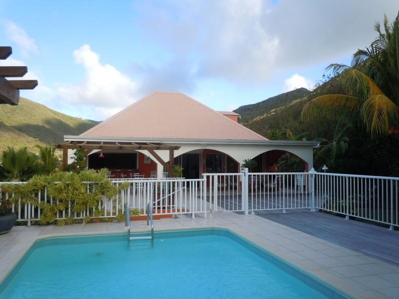Beautiful Villa in the heart of Marigot - Image 1 - Marigot - rentals