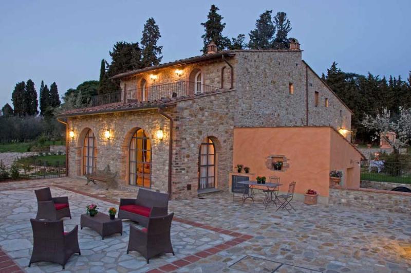 Borgo in Rosa - Unit 4 - Image 1 - Florence - rentals