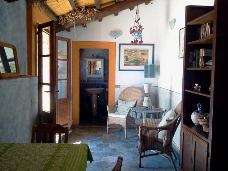 Il Baroncino - Patio - Image 1 - Siena - rentals