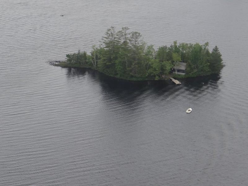 Private Island Cottage w/Kayaks & Paddleboard - Image 1 - Dover Foxcroft - rentals