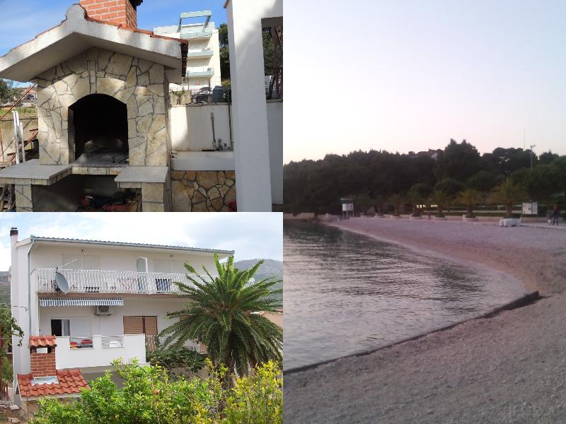 house and beach - Apartmani Nika - Podstrana - rentals