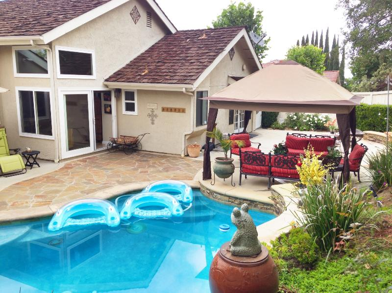 Entertainment Back Yard - Beautiful Pool Home, Beach close! - Laguna Niguel - rentals
