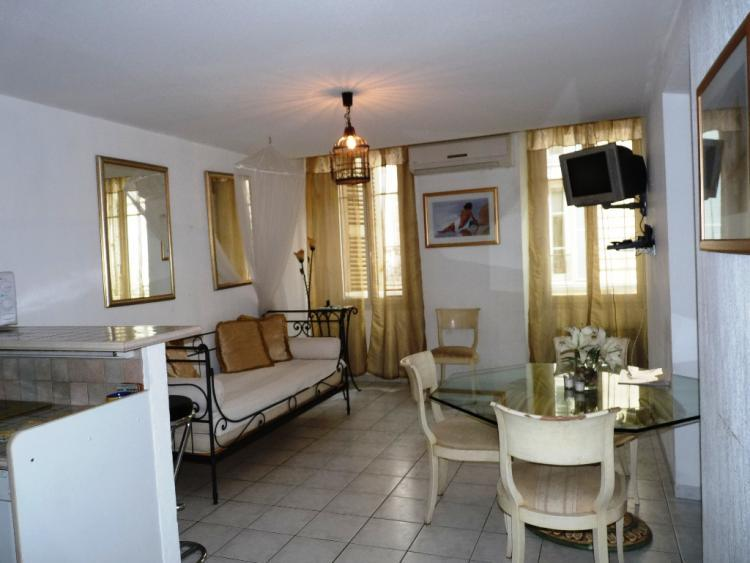 Zara Flat, Charming 1 Bedroom Rental in the Heart of Cannes - Image 1 - Cannes - rentals