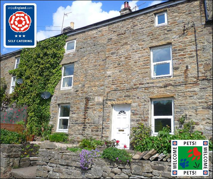 Black Dog House awarded 3 Stars by Visit England - Black Dog House - Westgate - North Pennines - UK - Allenheads - rentals