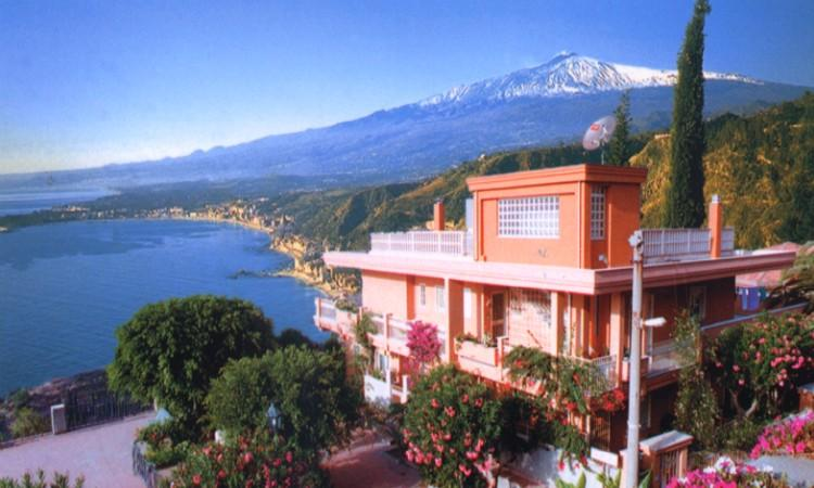 Panoramic Apartment 3 - Image 1 - Taormina - rentals