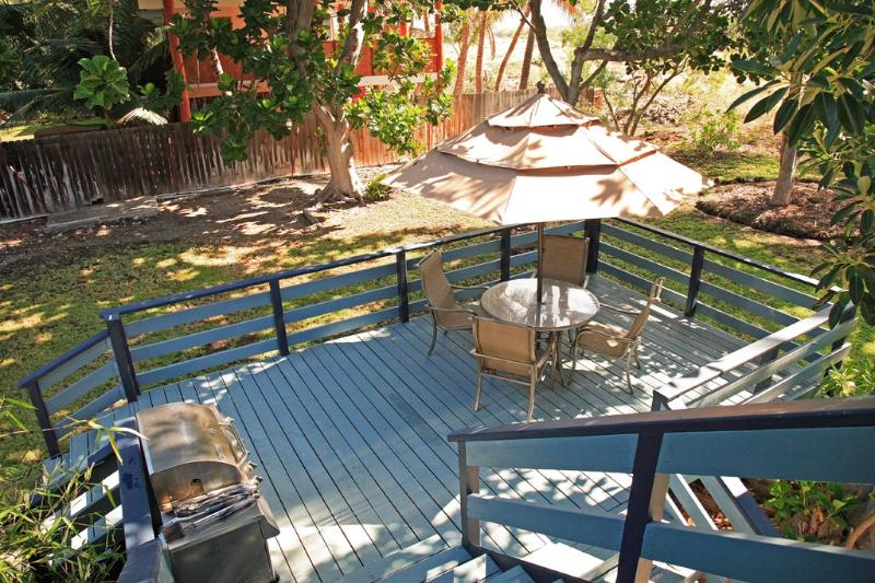 Sunny Bamboo Beach Cottage ~ RA6265 - Image 1 - Puako - rentals