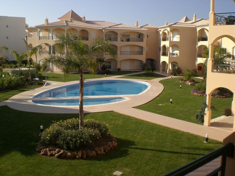 View from the balcony - Praia Village, Vilamoura - Vilamoura - rentals