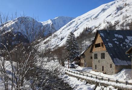 Chalet Belle Savoie - Image 1 - Valloire - rentals