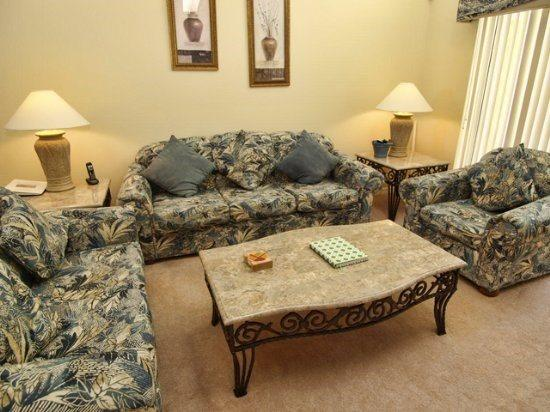 Lovely Indian Creek 4 Bedroom 3 Bath Pool Home only 10 Minutes from Disney - Image 1 - Orlando - rentals