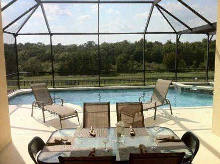 Windsor Palms 6 Bedroom 3.5 Bath Pool home 3 miles from Disney. 8131SPW - Image 1 - Orlando - rentals