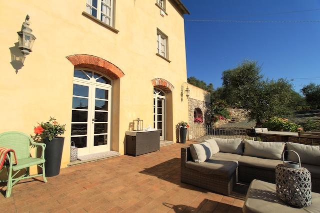Poet Gulf Villa Villa in Liguria, Italian villa rental, Villa in Maggiano, Maggiano Italy - Image 1 - La Spezia - rentals