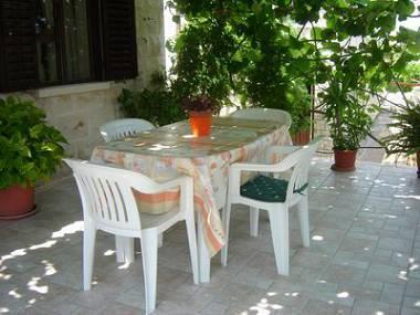 A2(2+1): terrace - 5031 A2(2+1) - Postira - Postira - rentals