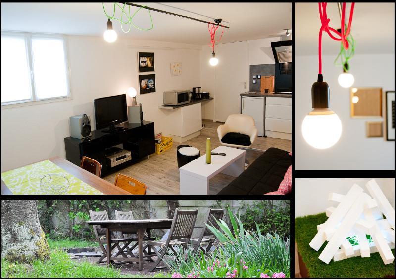 Espace entièrement rénové - T2 meublé Angers proche centre-ville - Angers - rentals
