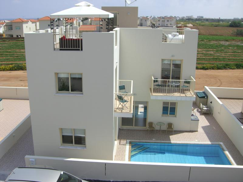 The Villa FREE WIFI AVAILABLE FREE AIRPORT TRANSFERS - Villa Abterra with wifi - Protaras - rentals
