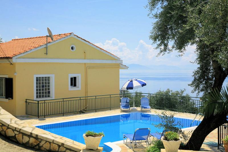 Villa With Private Pool - Kalithea - Nissaki - rentals
