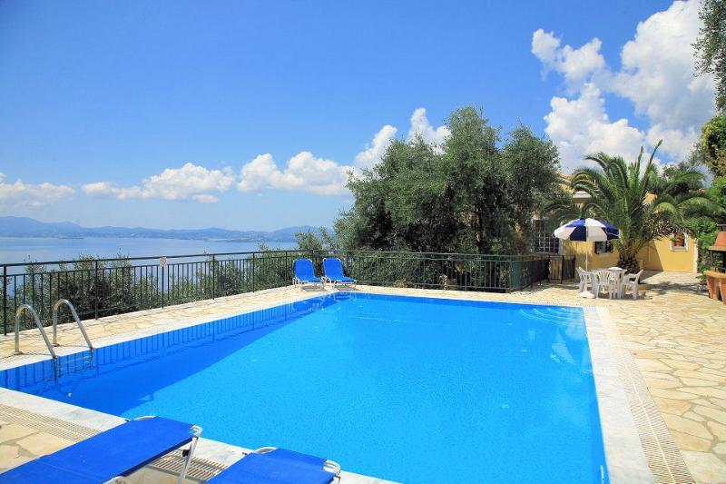 Villa With Private Pool and Sea Views - Villa Ilios - Nissaki - rentals