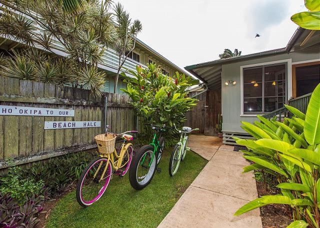 Haleiwa Sunshine - Image 1 - Haleiwa - rentals