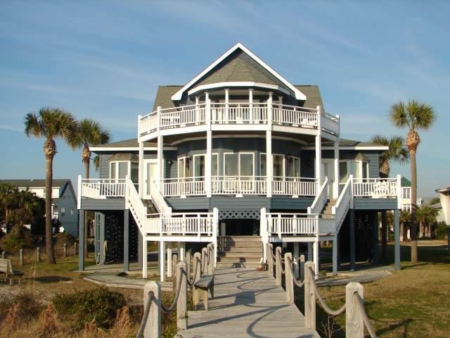 "3004 Point St  - ""Sea Boy"" - Image 1 - Edisto Beach - rentals"